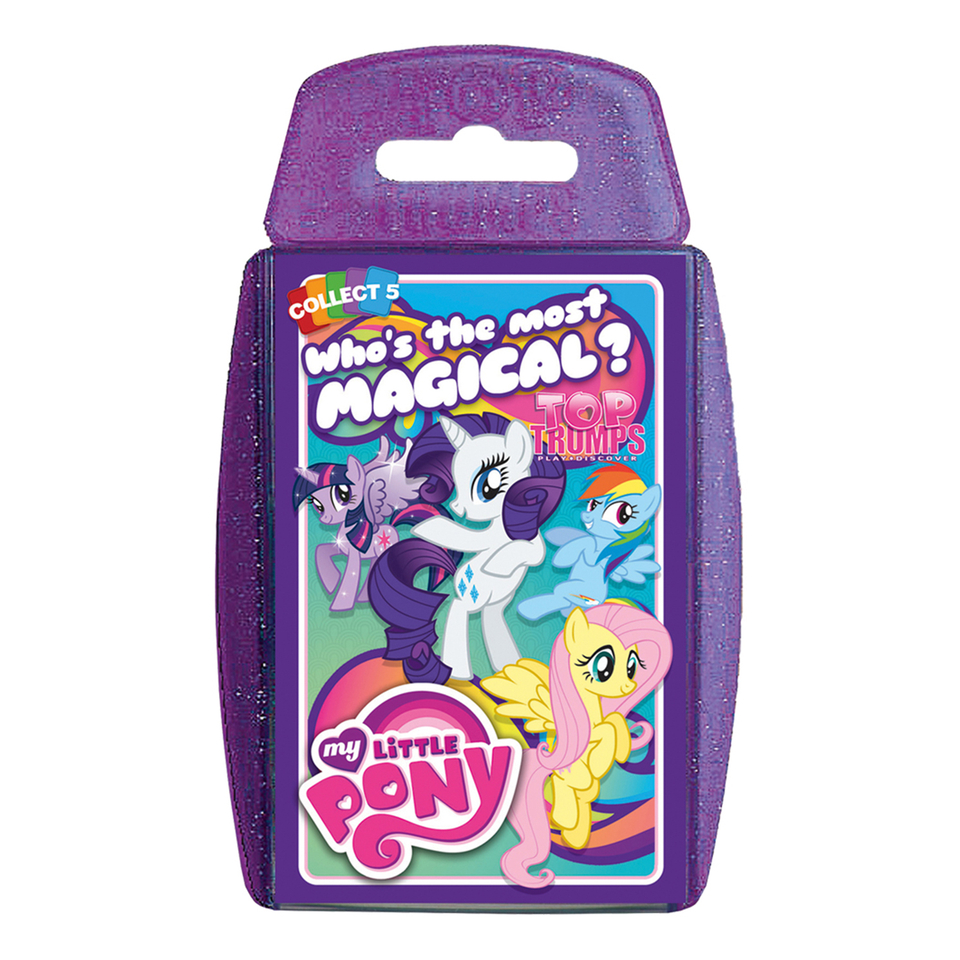 top-trumps-specials-my-little-pony