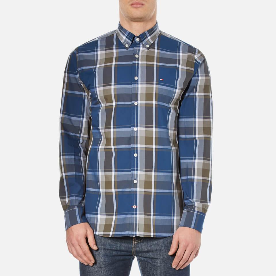 tommy-hilfiger-men-birgen-check-long-sleeve-shirt-grape-leaf-dutch-navy-multi-l