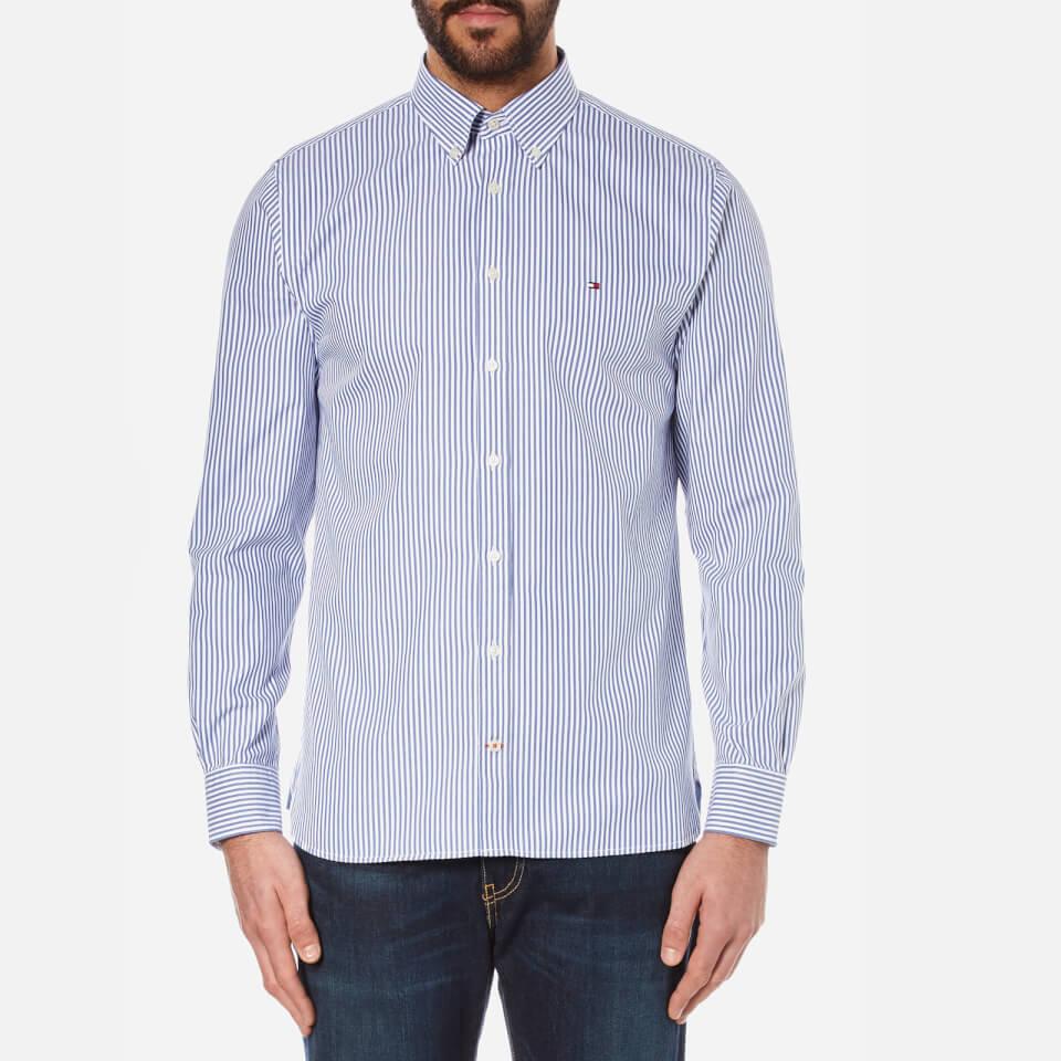 tommy-hilfiger-men-pin-point-oxford-long-sleeve-shirt-dutch-navy-classic-white-s