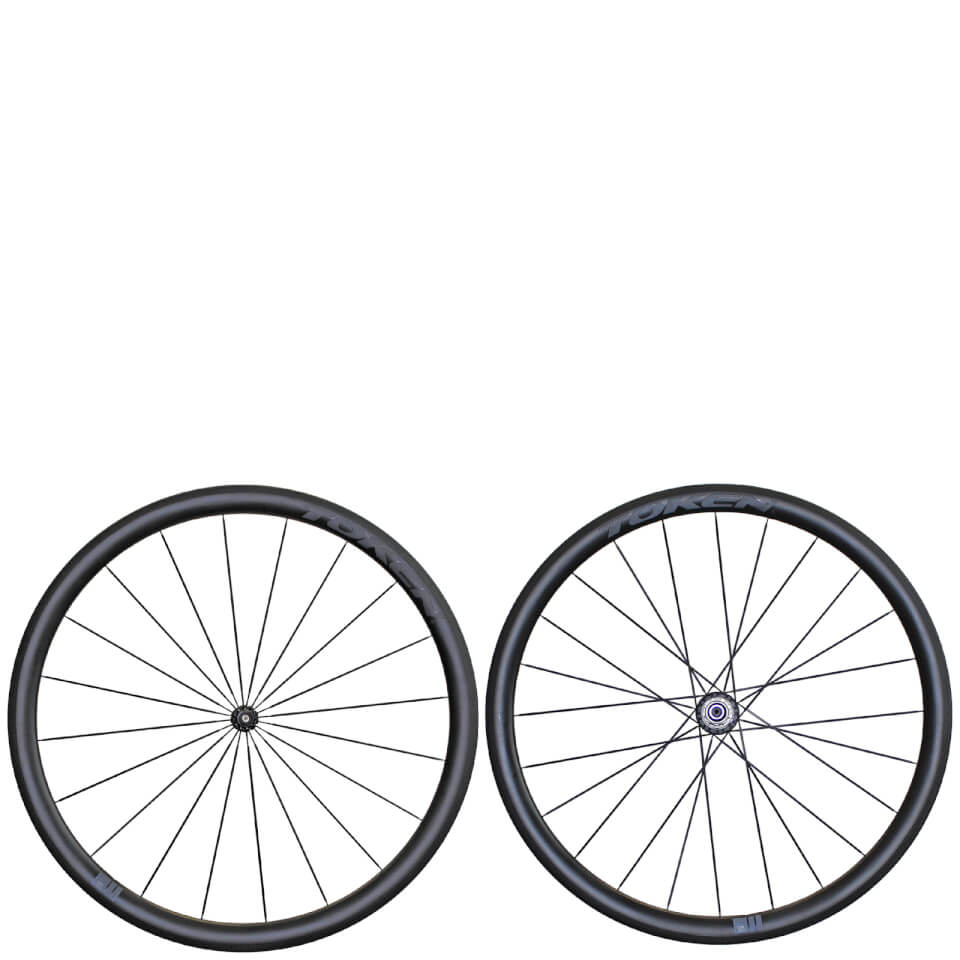 token-c38-zenith-clincher-wheelset-shimano
