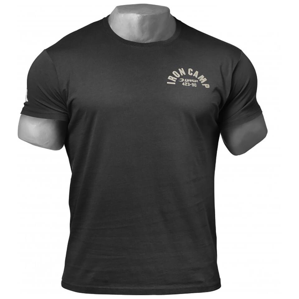 gasp-throwback-t-shirt-wash-black-xxxl-musta
