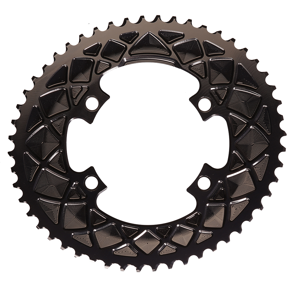 absoluteblack-110bcd-4-bolt-spider-mount-aero-oval-chain-ring-premium-50t-grey