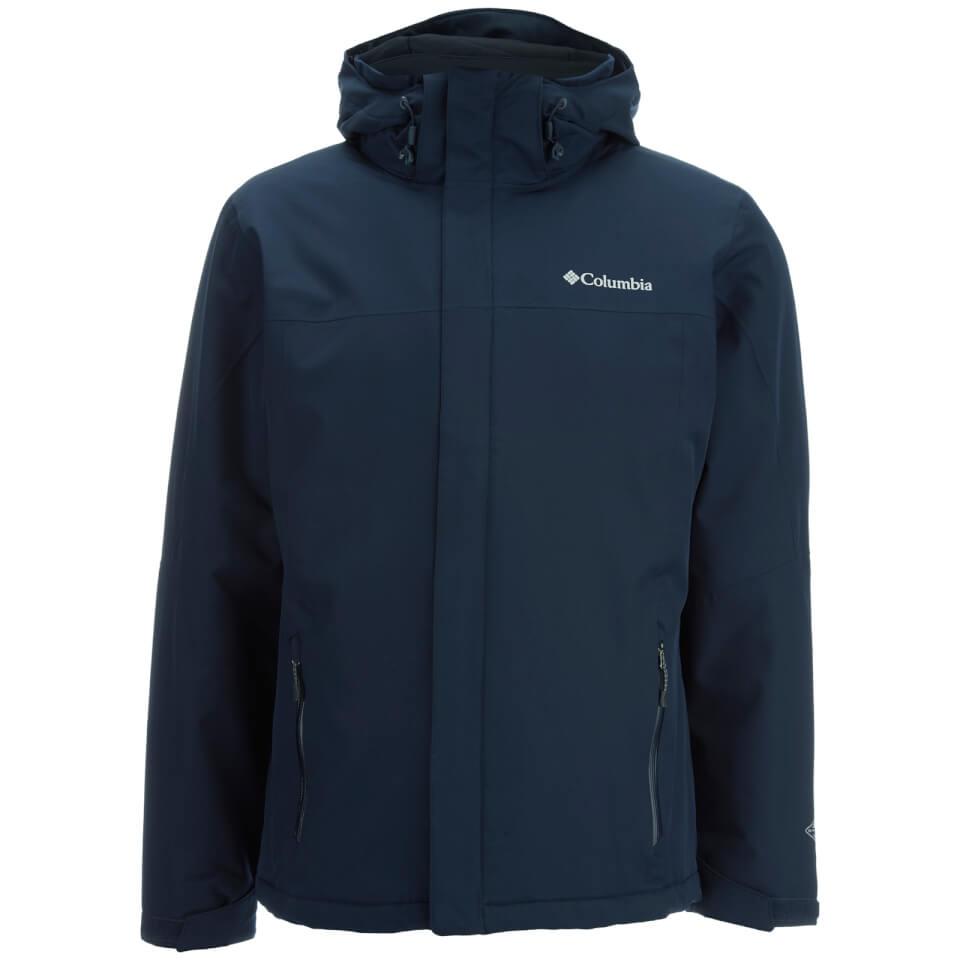 Columbia Men's Everett Mountain Jacket - Collegiate Navy ...
