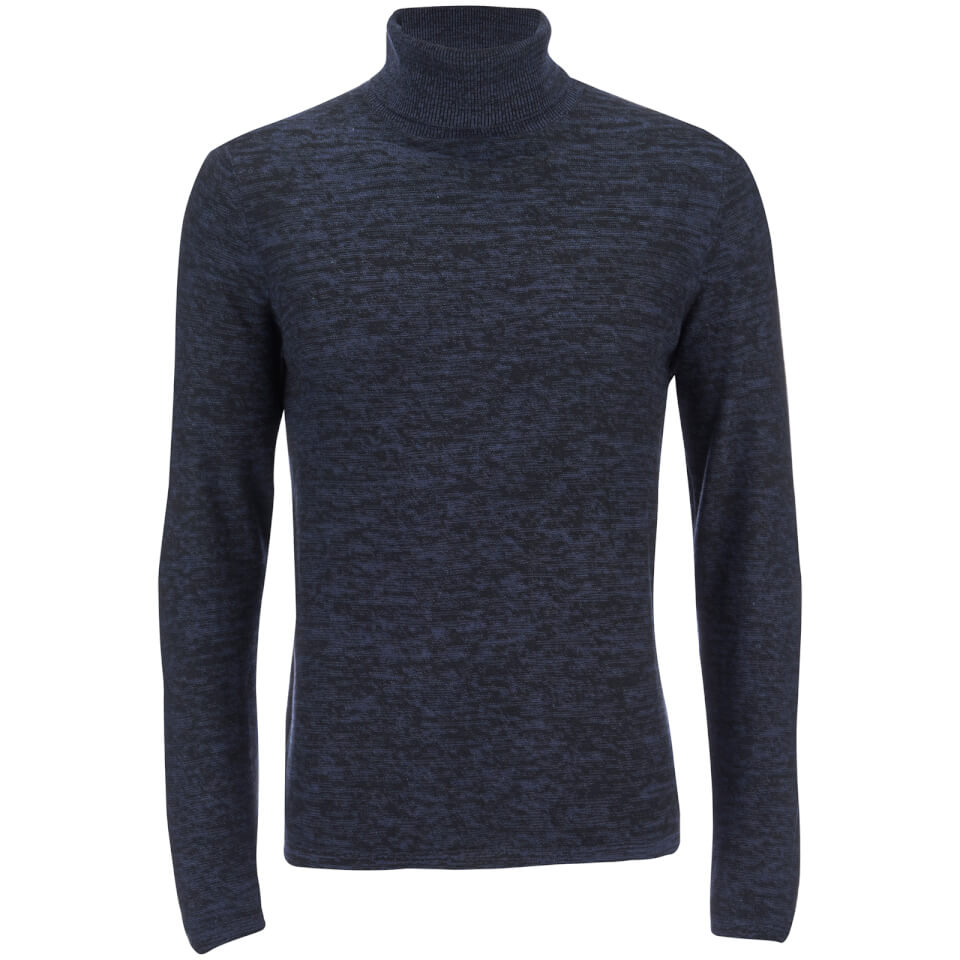 produkt-men-roll-neck-jumper-dress-blue-s