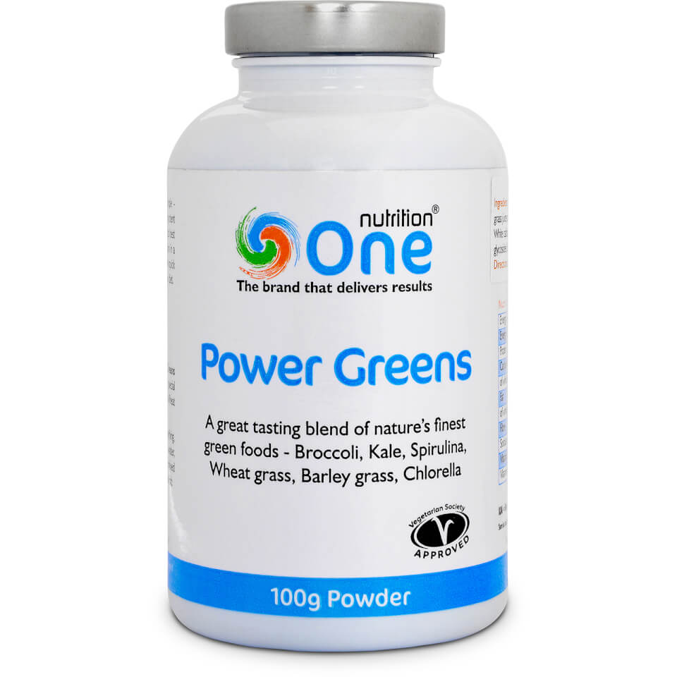 power-greens-powder-100g
