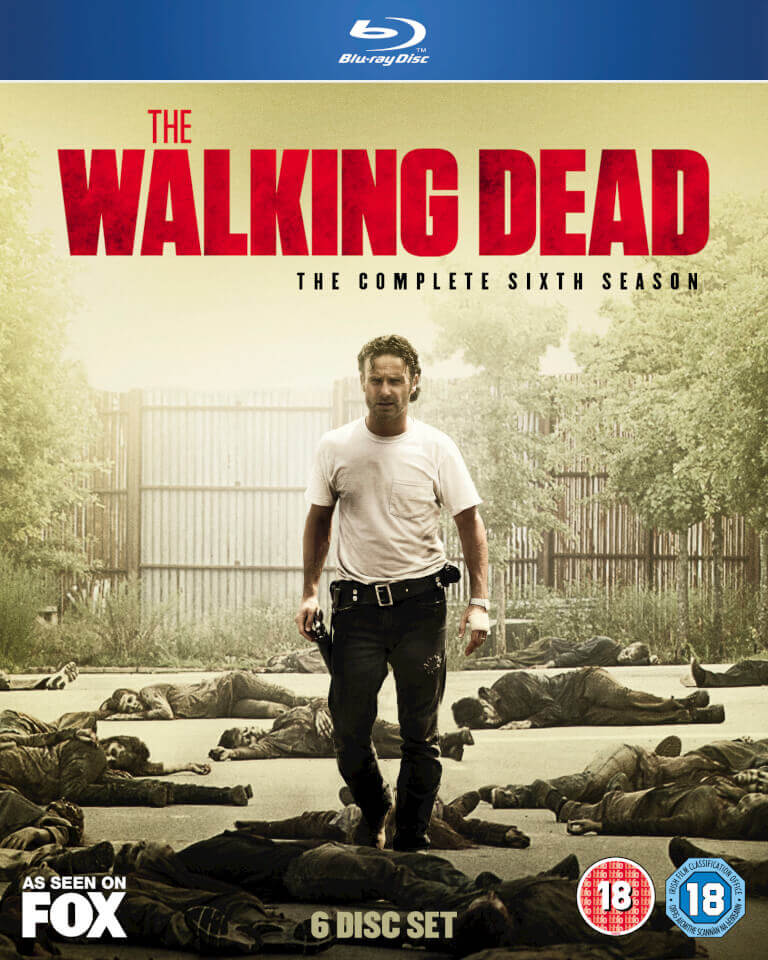 The Walking Dead Staffel 6 Start Rtl2