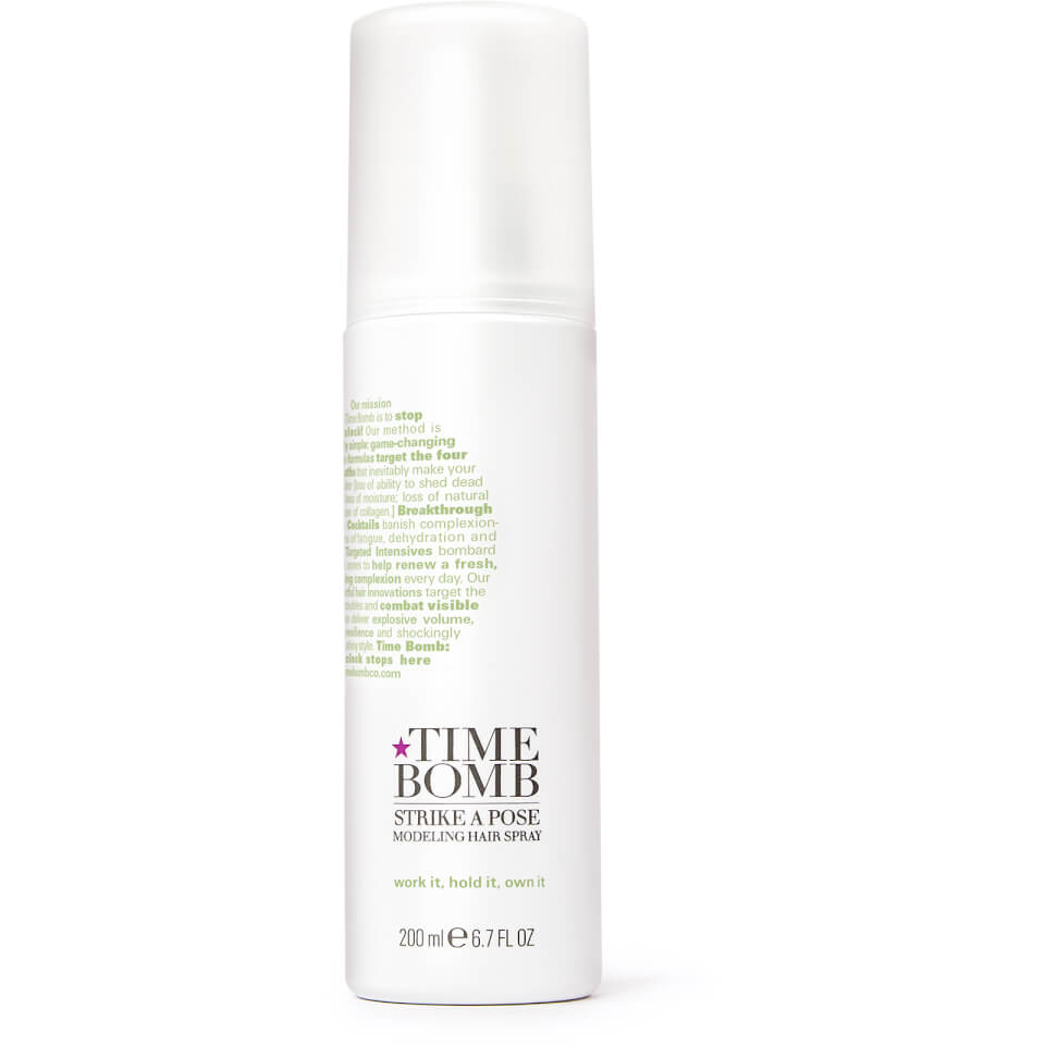 time-bomb-strike-a-pose-modelling-hair-spray-200ml