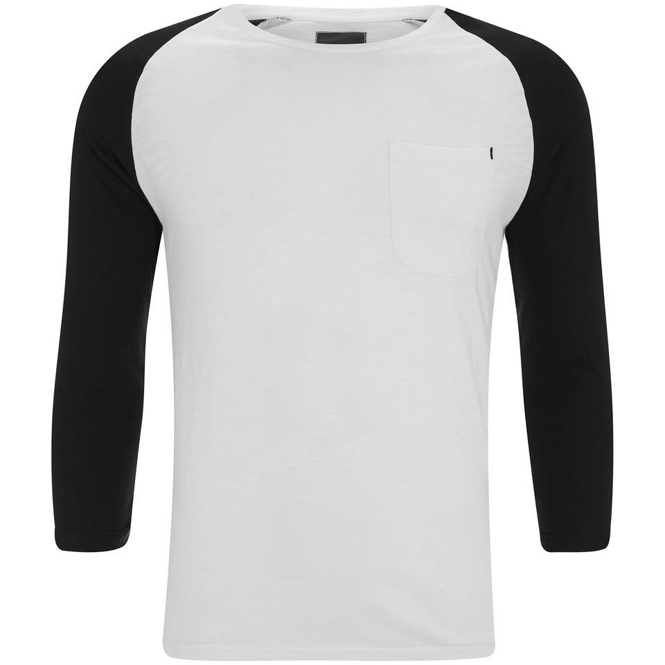 produkt-men-34-sleeve-raglan-top-white-s