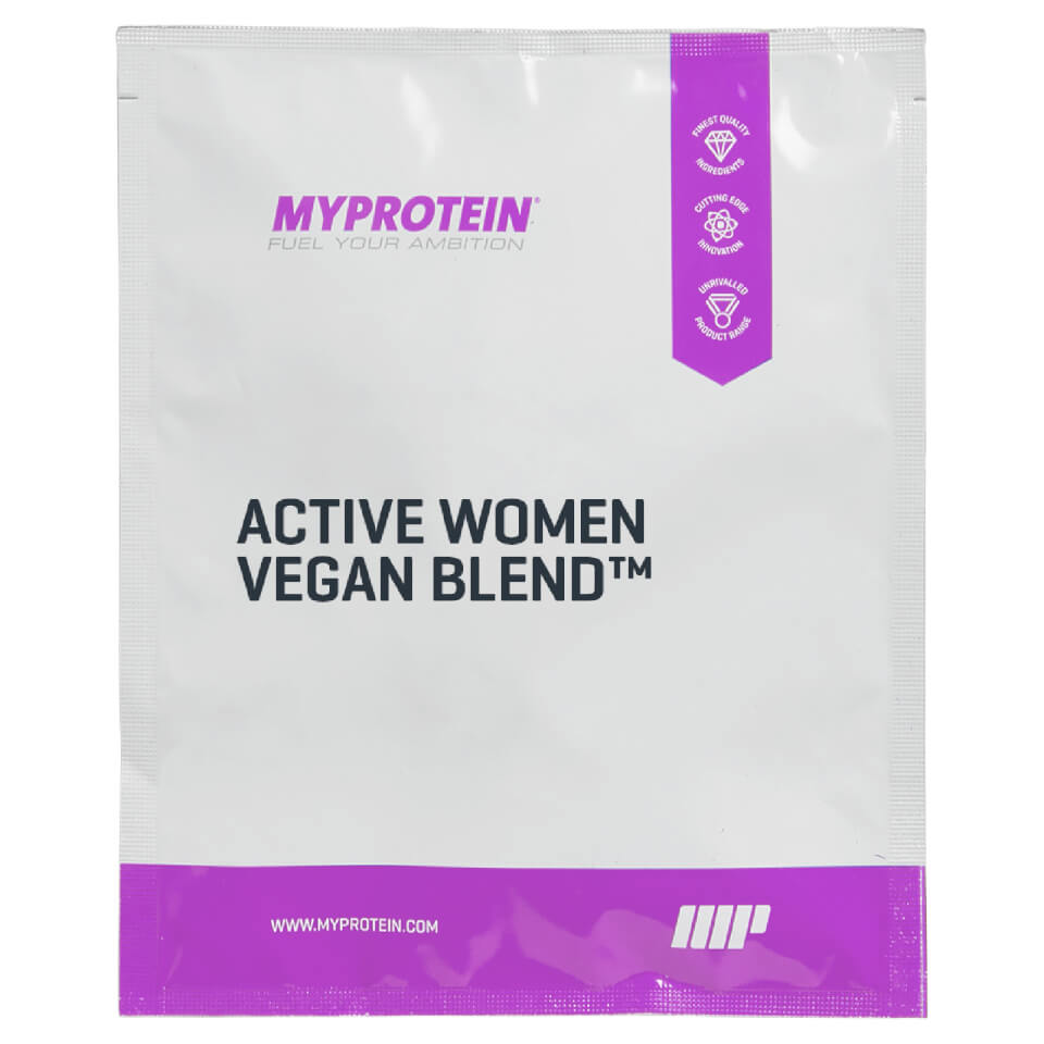 active-woman-vegan-blend-sample-banana-cinnamon-25g