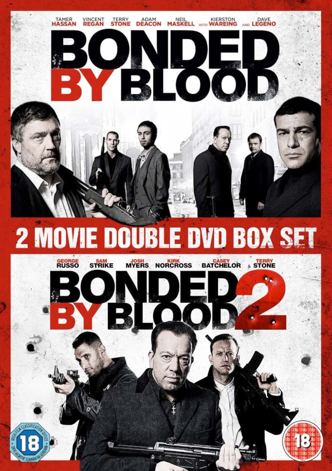 Bonded By Blood 1 and 2 Double Pack