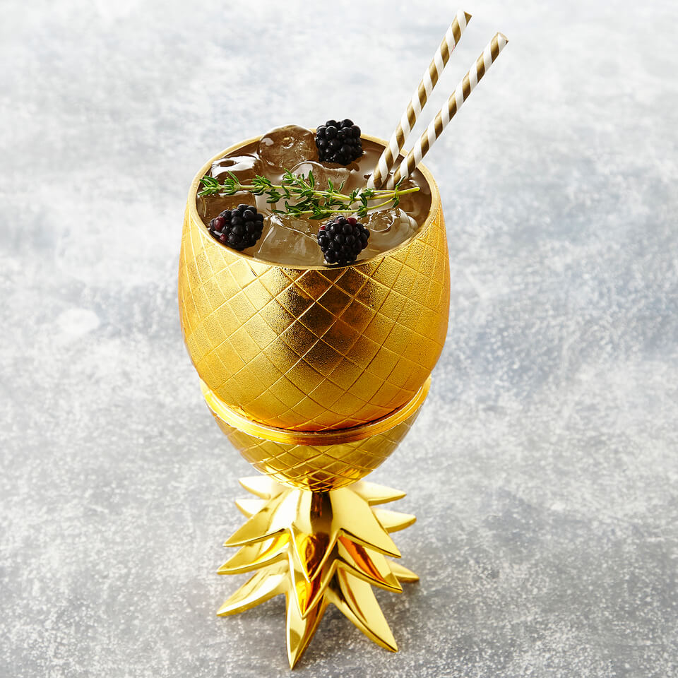 pineapple-storage-pot-tumbler-matt-brass