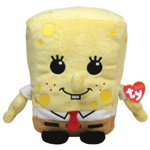 ty-pluffies-sponge-bob-square-pants-beanie-babies-pluffies