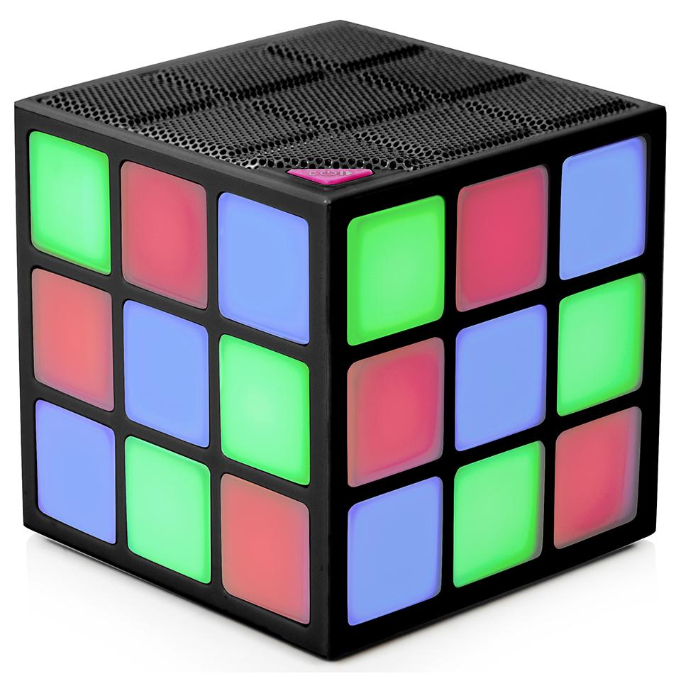 itek-bluetooth-led-cube-speaker-multicoloured