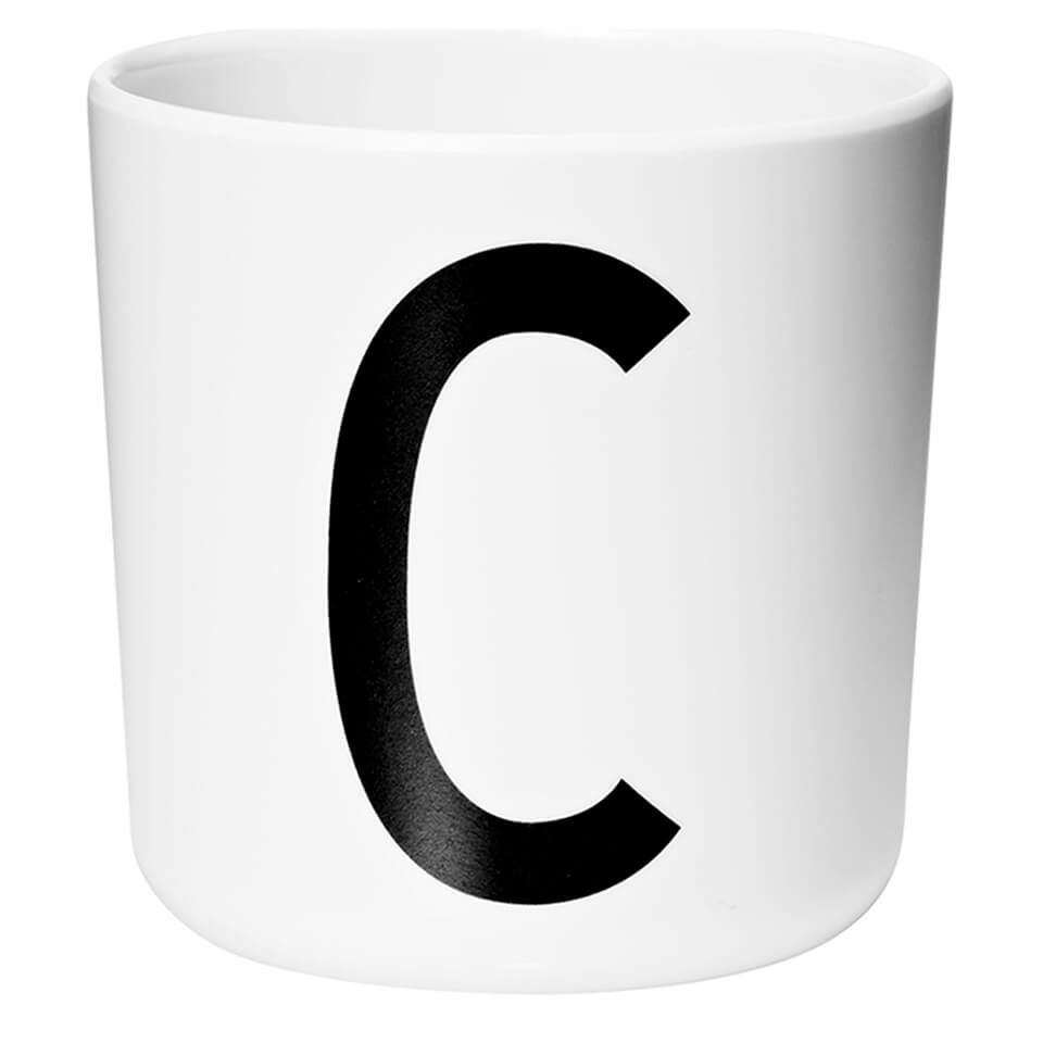 design-letters-kids-collection-melamin-cup-white-c