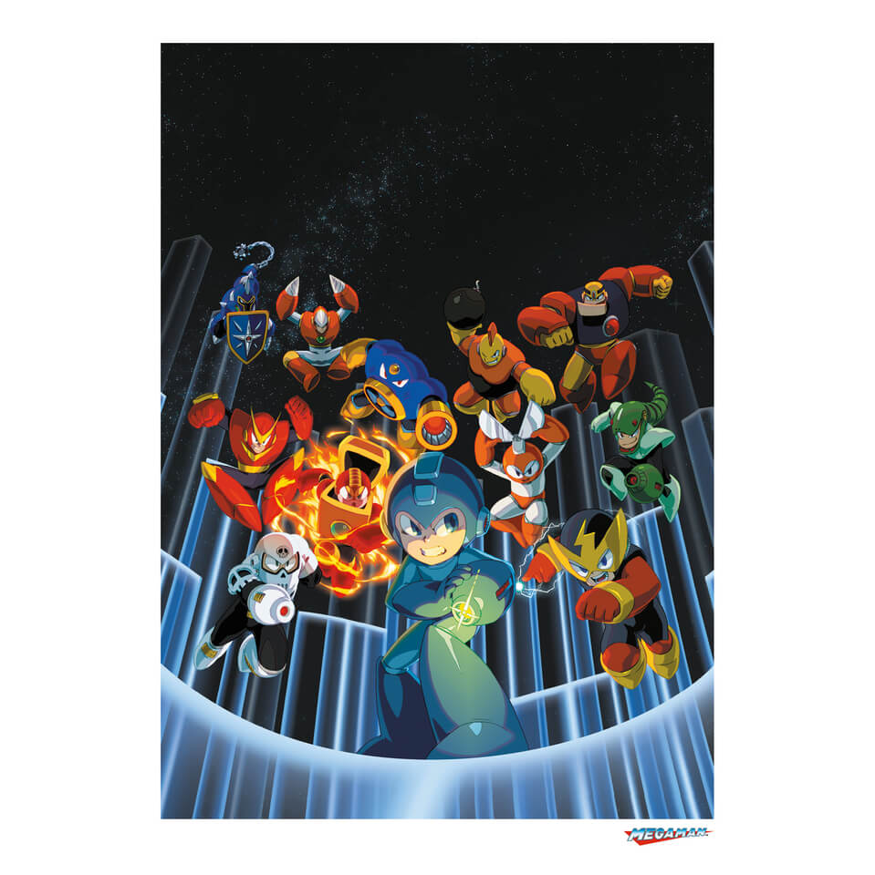 mega-man-edition-giclee-art-print-timed-sale
