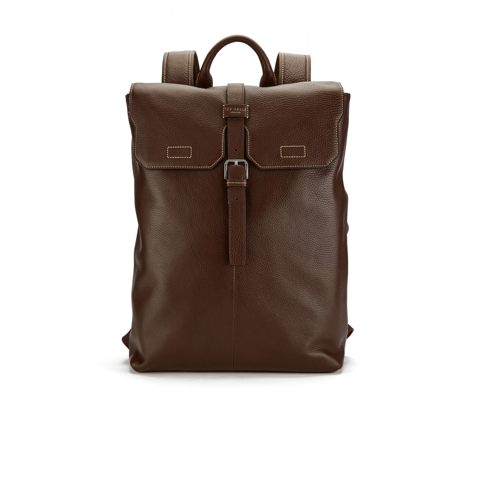 Ted Baker Men's Earth Leather Backpack