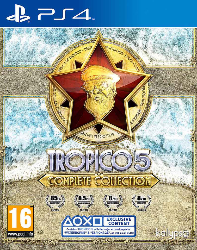 tropico-5-complete-collection