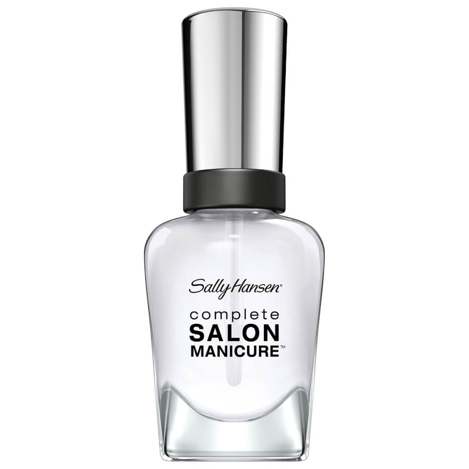 Sally Hansen Nr. 110 Clear'D For Takeoff Complete Salon Manicure Nagellak 14.7 ml