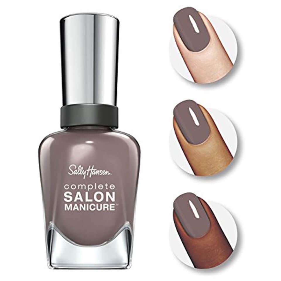 Sally Hansen Nr. 370 Commander In Chic Complete Salon Manicure Nagellak 14.7 ml