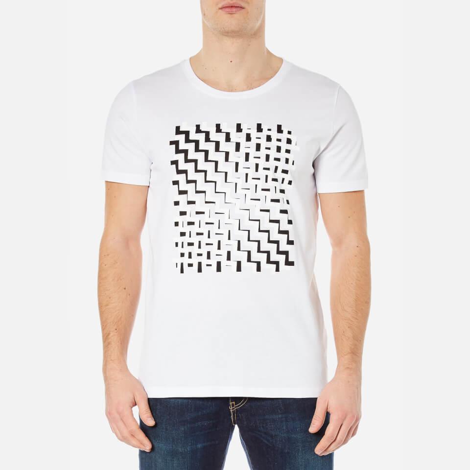 hugo-men-dorved-crew-neck-t-shirt-white-l-white