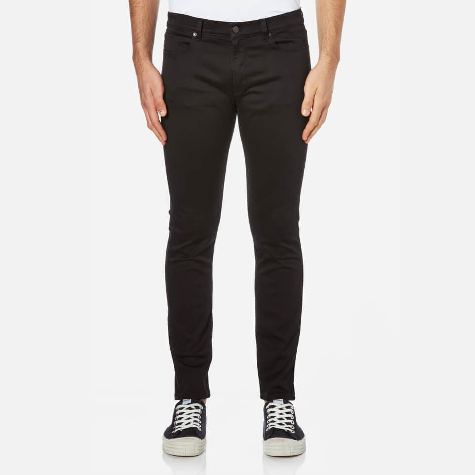 Hugo Mens Hugo 734 Slim Jeans Black W34/l34