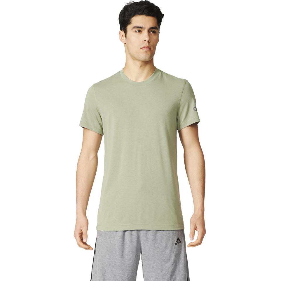 adidas-men-prime-training-t-shirt-green-s