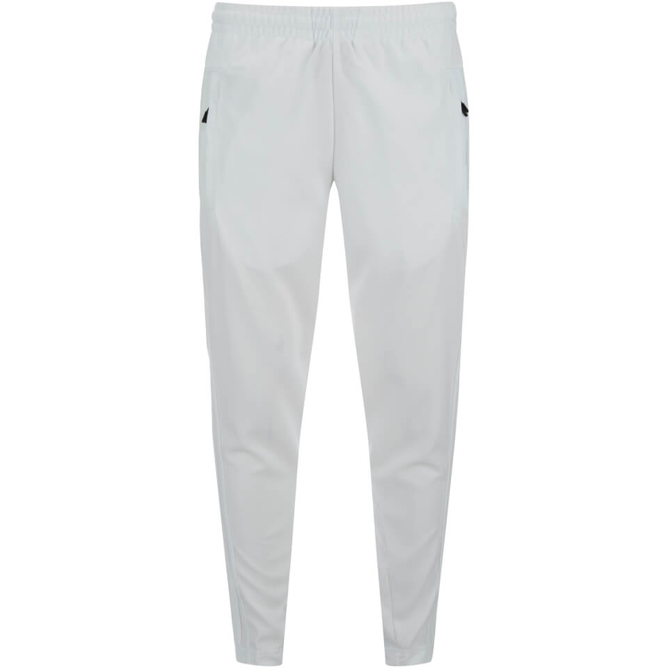 adidas-men-3-stripes-training-pants-white-m