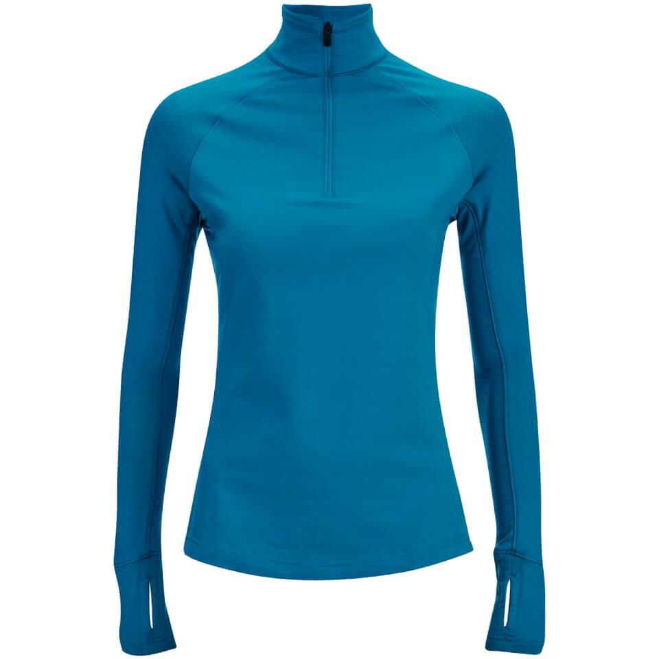 adidas-women-techfit-12-zip-training-top-blue-m