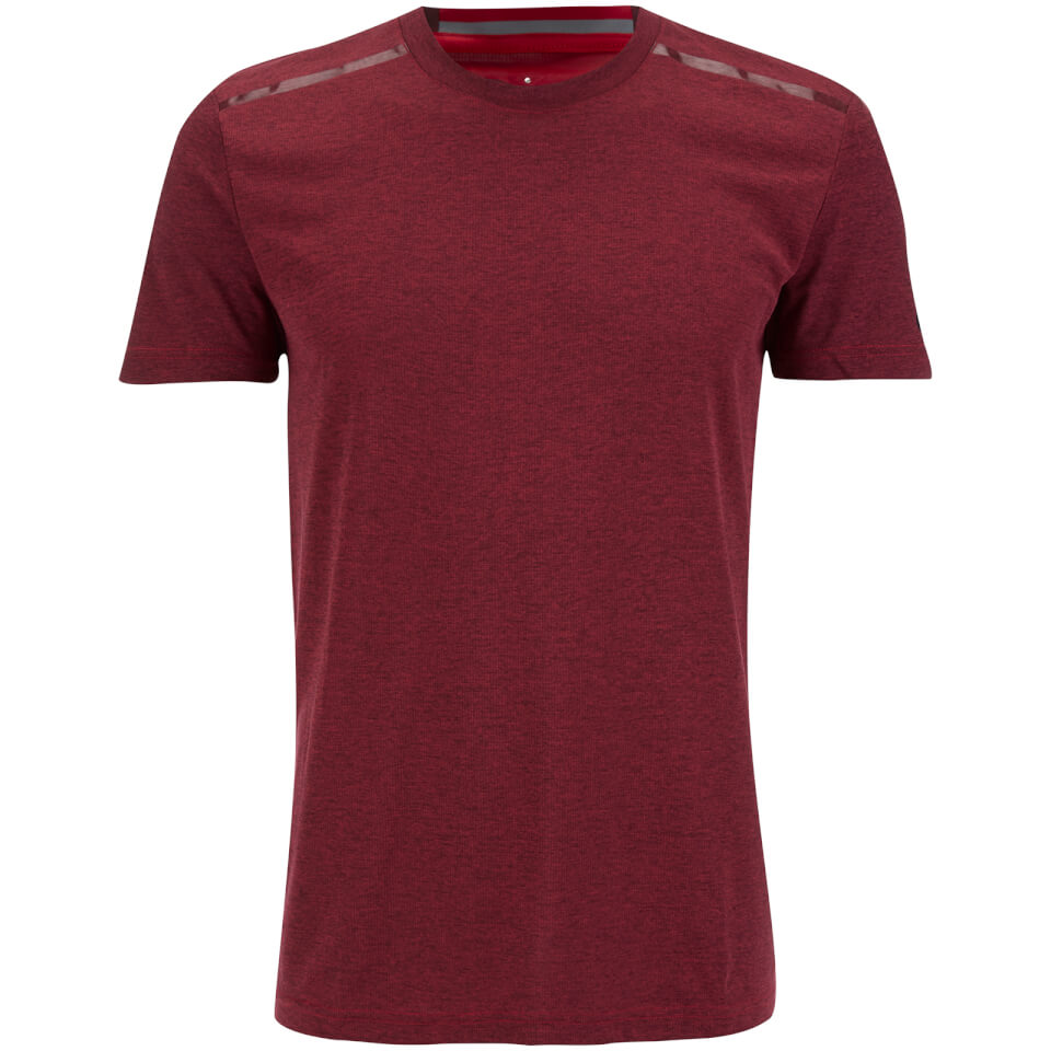 adidas-men-climachill-training-t-shirt-red-s