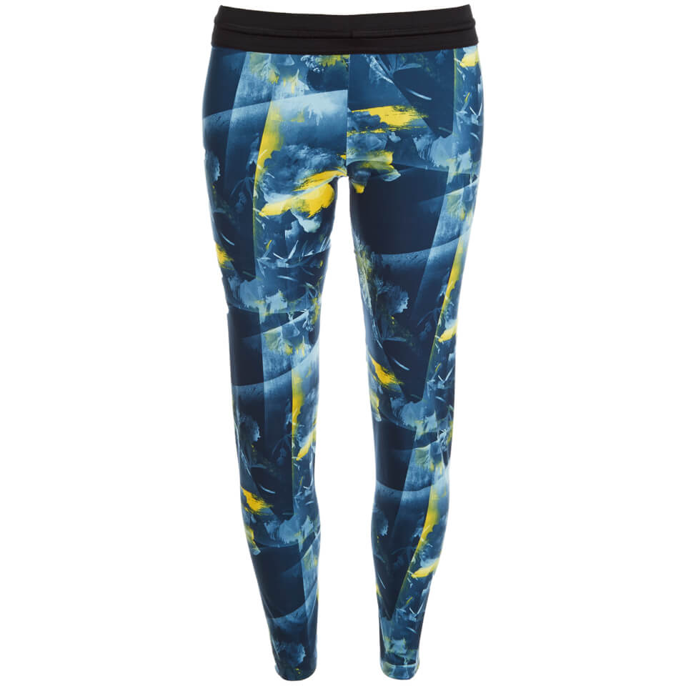 adidas-women-flower-training-tights-blue-xs