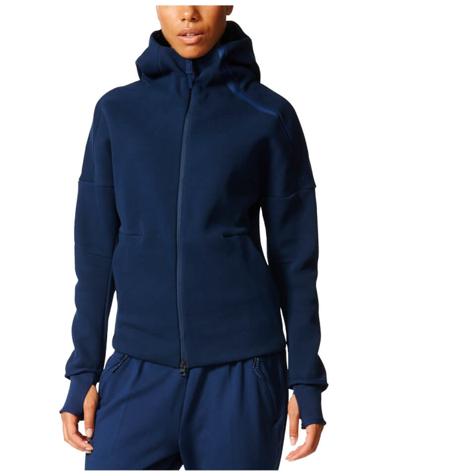 adidas-women-zne-training-hoody-navy-xs