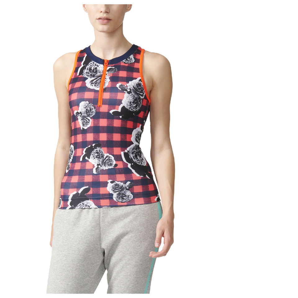 adidas-women-stella-sport-check-training-tank-top-red-blue-s