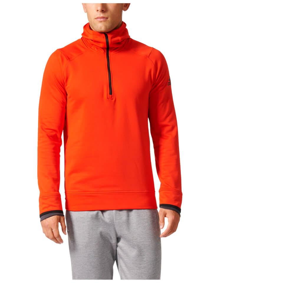 adidas-men-climaheat-half-zip-training-hoody-orange-l-orange