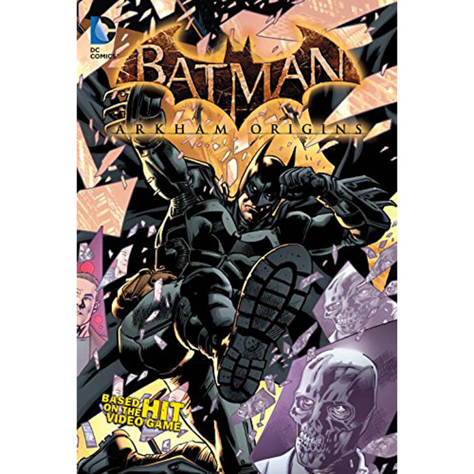 batman-arkham-origins-graphic-novel