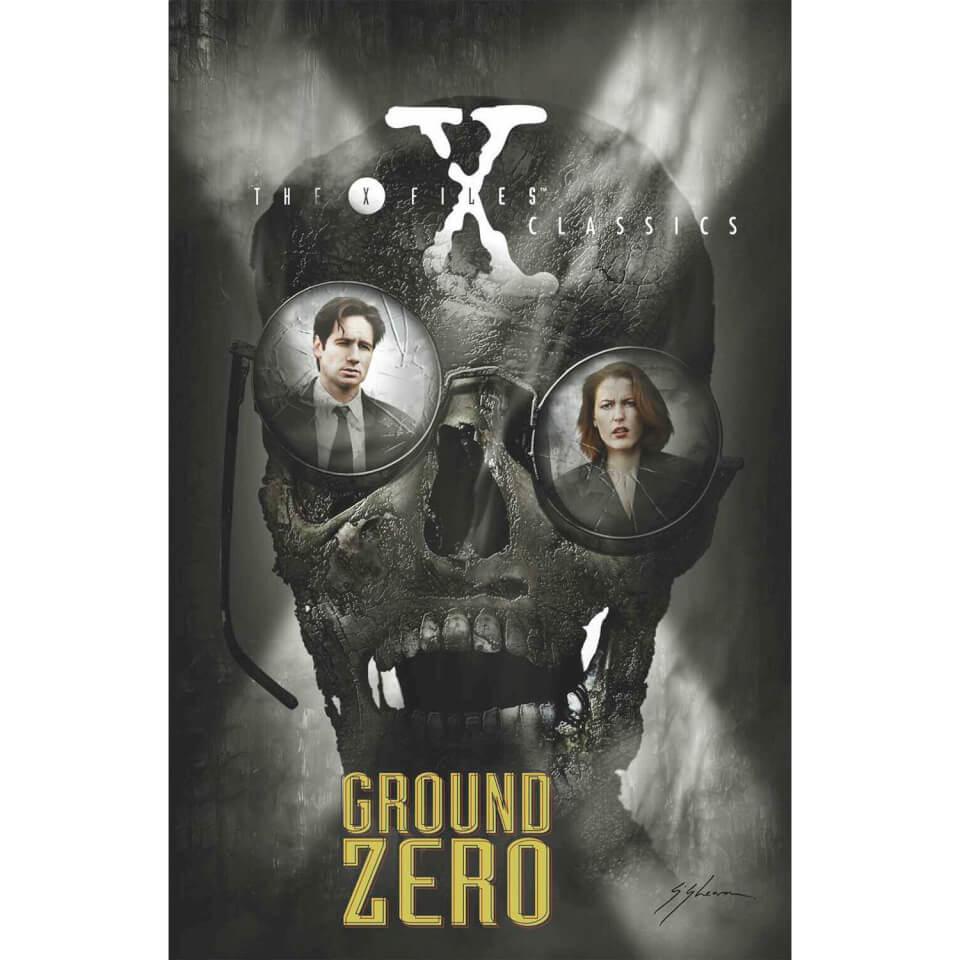 the-x-files-classics-ground-zero-graphic-novel