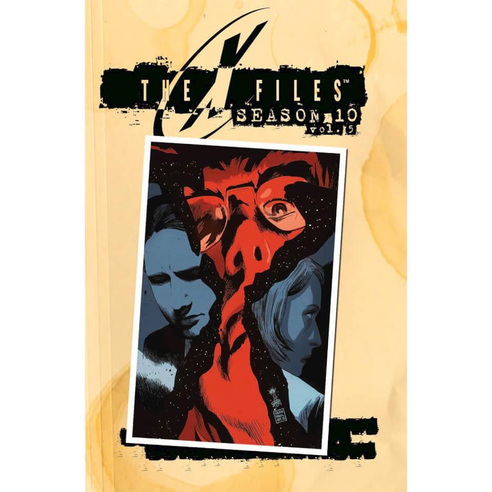 the-x-files-season-10-volume-5-graphic-novel