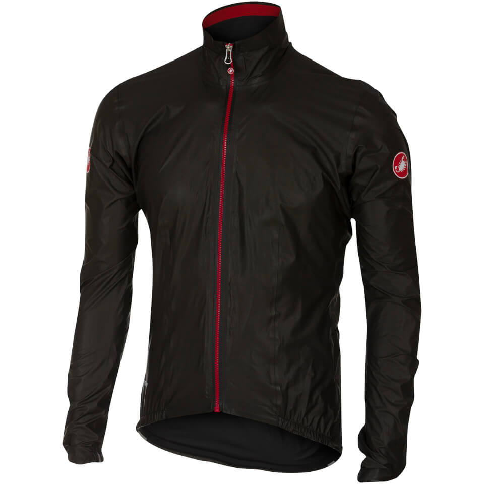 castelli-idro-gore-tex-rain-jacket-black-xxl-black