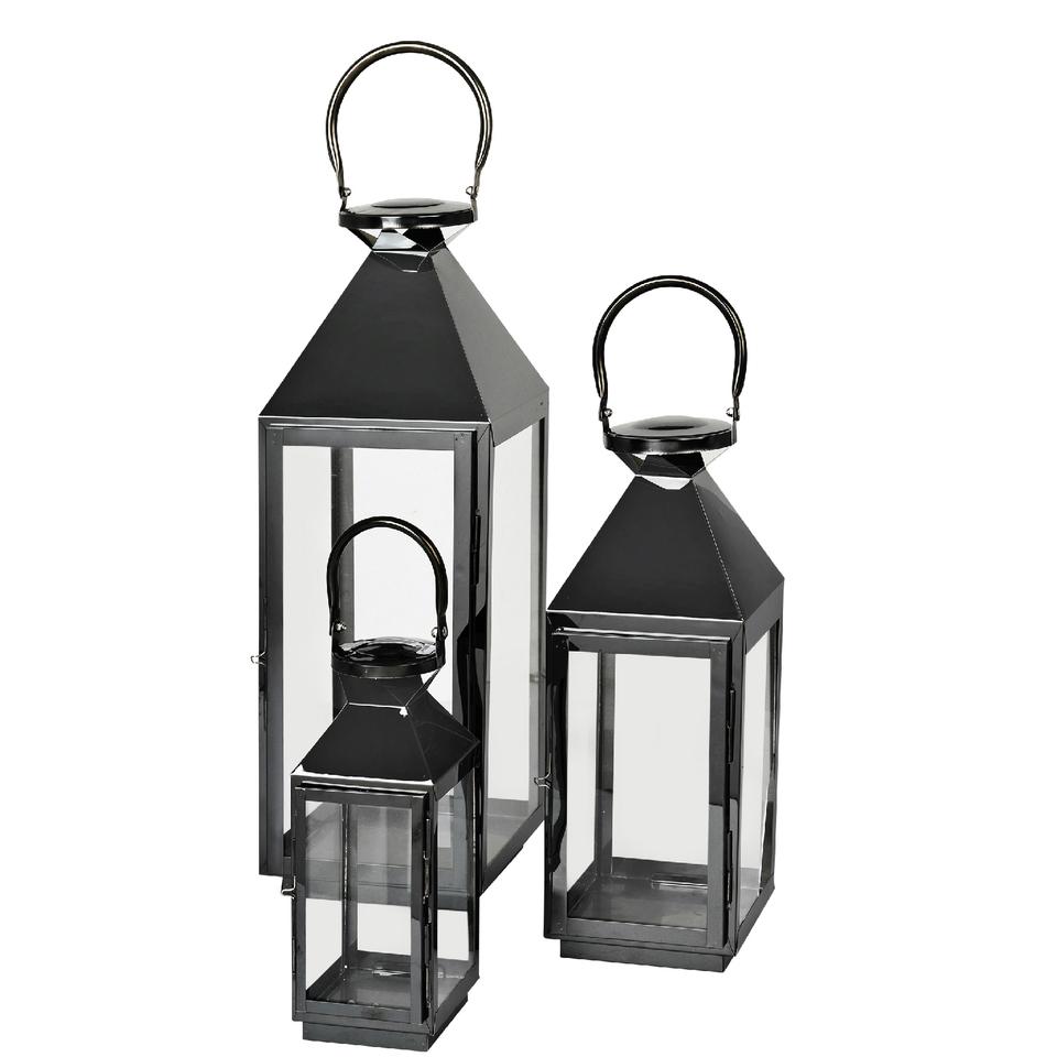 broste-copenhagen-frit-outdoor-indoor-lanterns-black-set-of-3