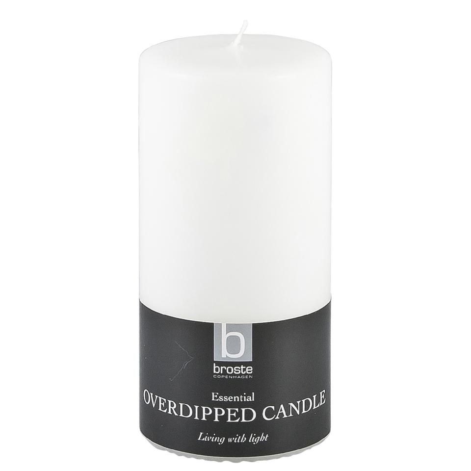 broste-copenhagen-pillar-candle-white-7cm-x-15cm