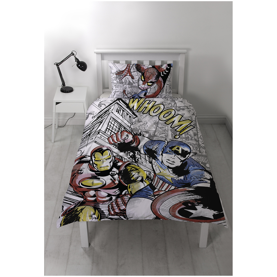marvel-comics-action-panel-duvet-set-single