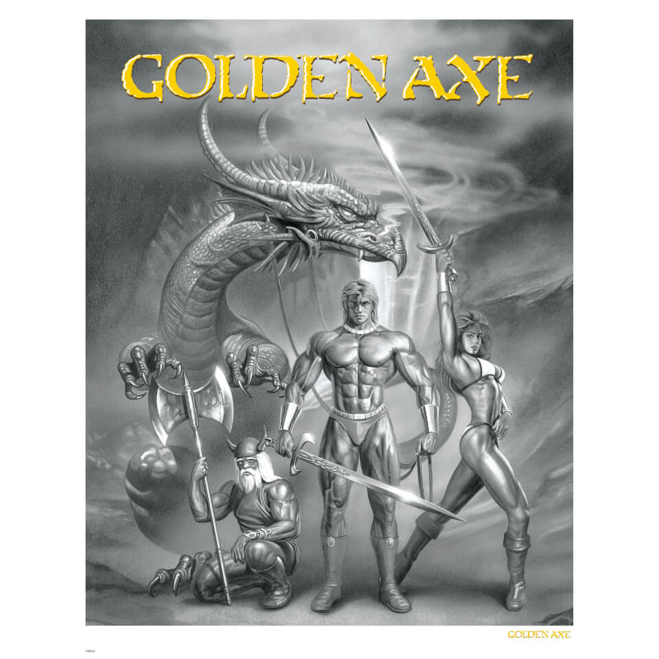 golden-axe-edition-gilcee-art-print-timed-sale