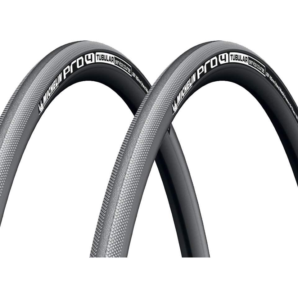 michelin-pro-4-tubular-tyre-twin-pack-black-28in-x-23mm