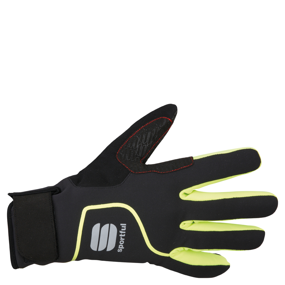sportful-sotto-zero-gloves-black-yellow-l