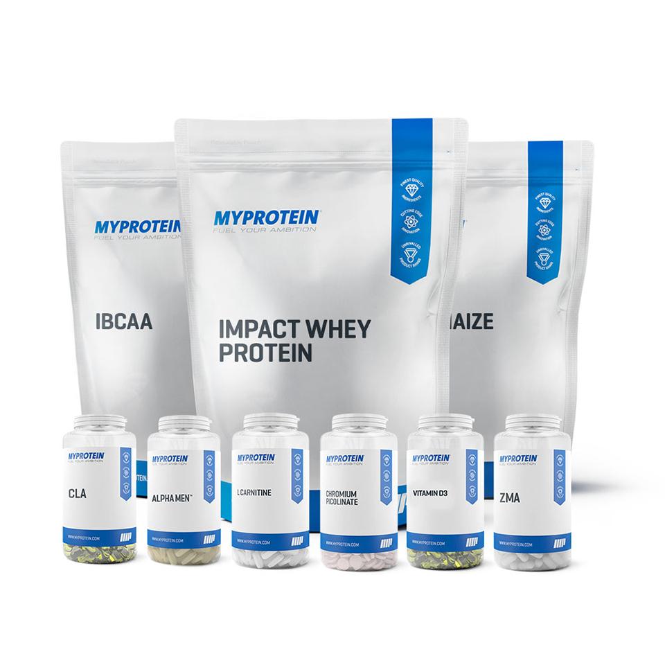 Foto Superhero Ultimate Bundle Myprotein Nutrizione sportiva