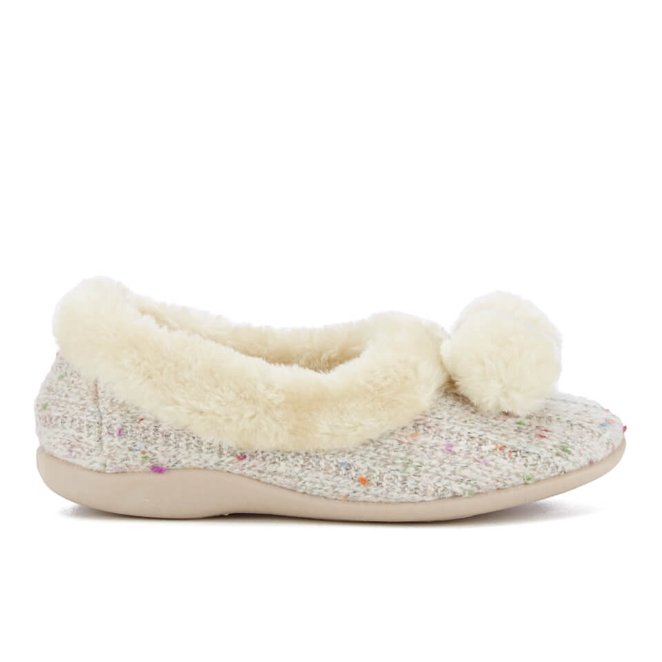 dunlop-women-alais-double-pom-pom-slippers-natural-3