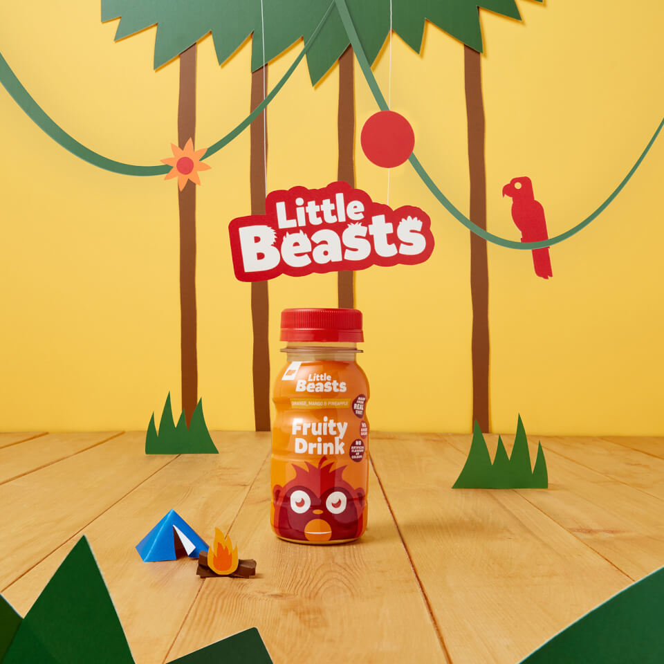 little-beasts-fruity-drink-strawberry-banana-6-x-150ml