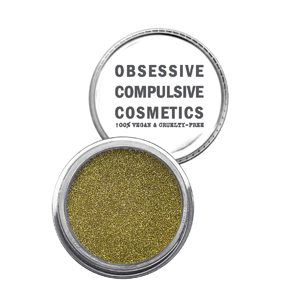Obsessive Compulsive Cosmetics Cosmetic Glitter (Various Shades) - Olive