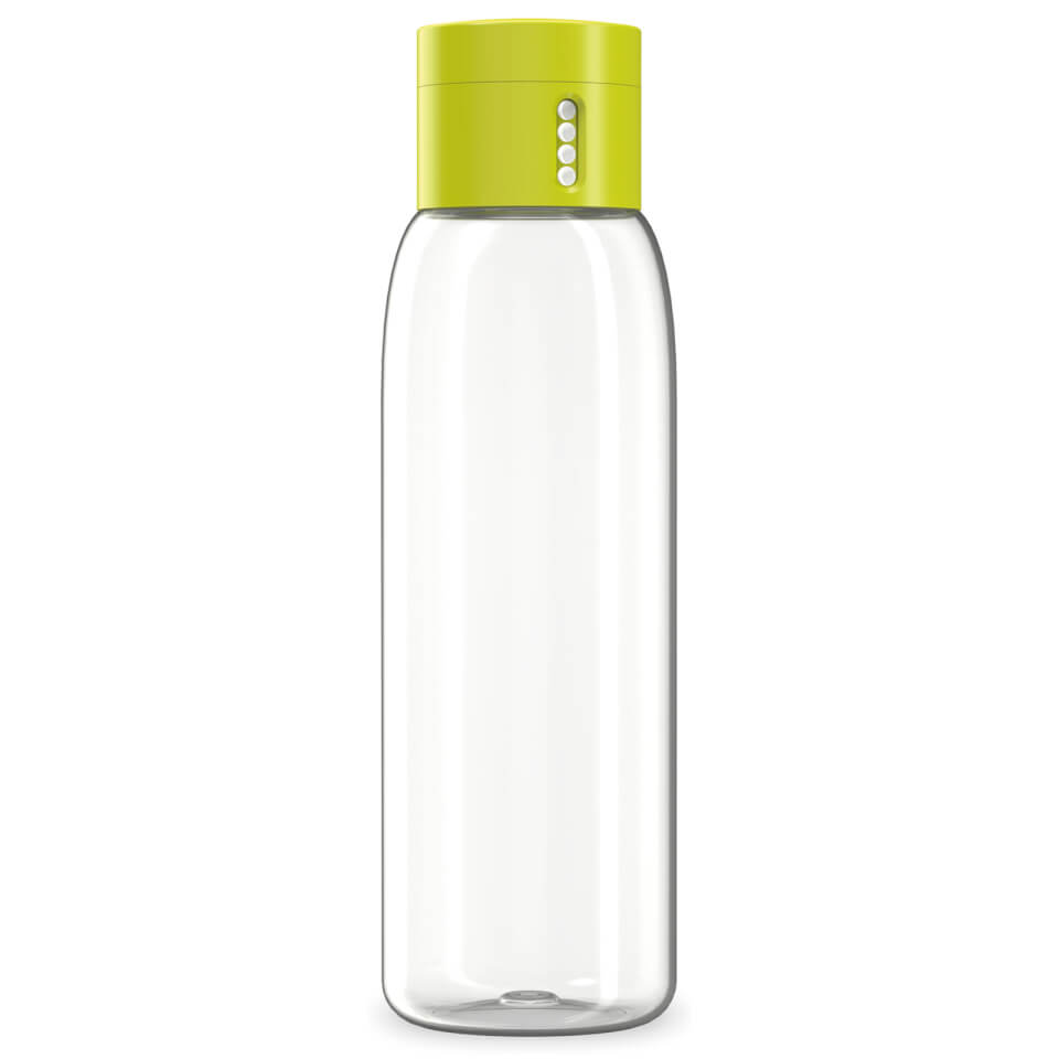 joseph-joseph-dot-water-bottle-green