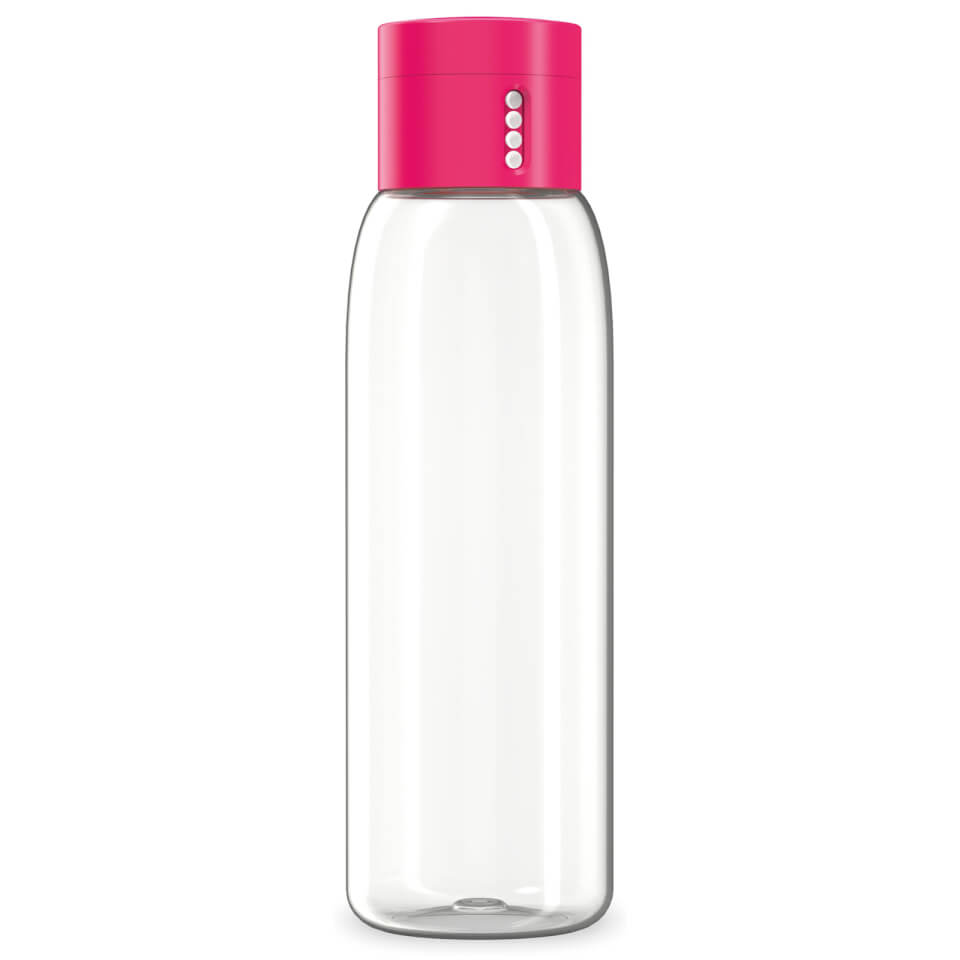 joseph-joseph-dot-water-bottle-pink
