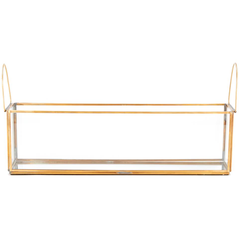 nkuku-bequai-t-light-box-365-x-11cm-antique-brass